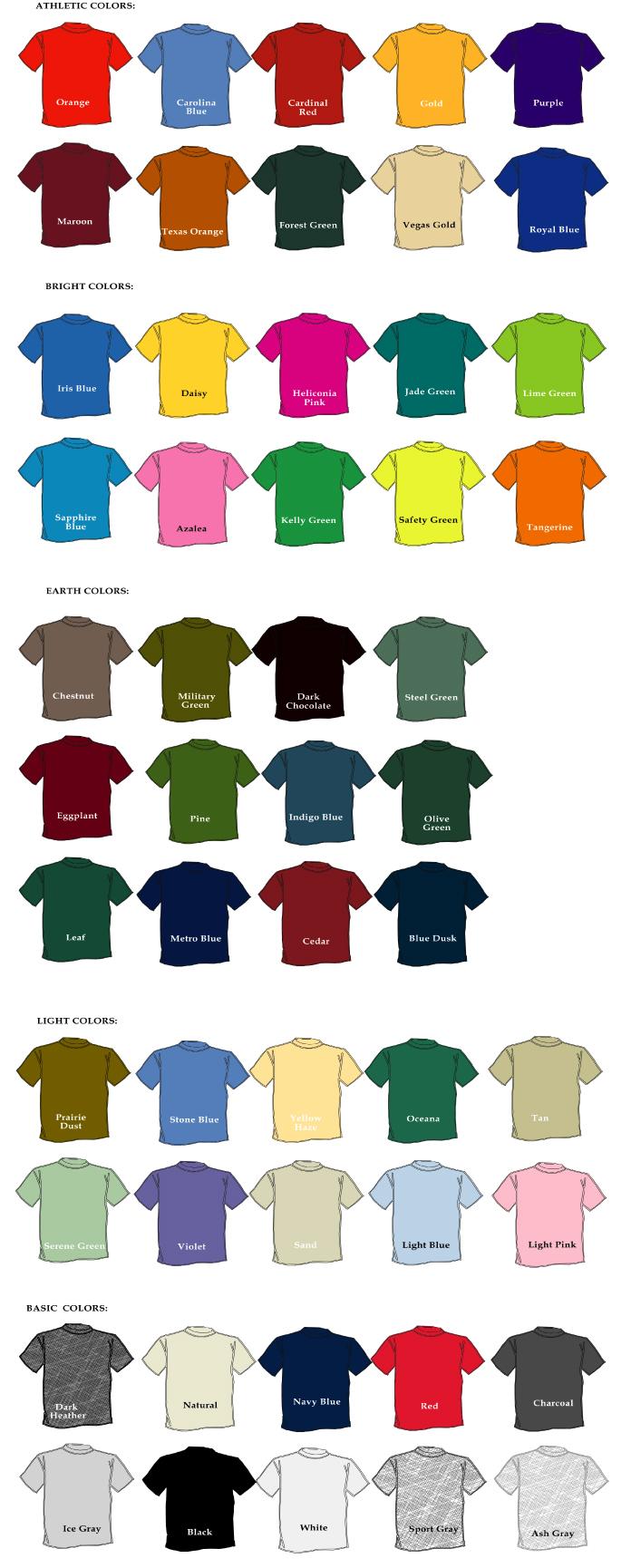 Gildan shirt colors best and popular shirt 2017 t shirts gs shirts the journey of faith nvjuhfo Images